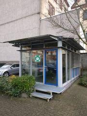 Verkaufscontainer Verkaufspavillon Bürocontainer