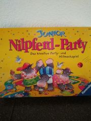 Nilpferd-Party Ravensburger NEU