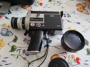 Schmalfilm Kamera Super 8 Filmprojektor