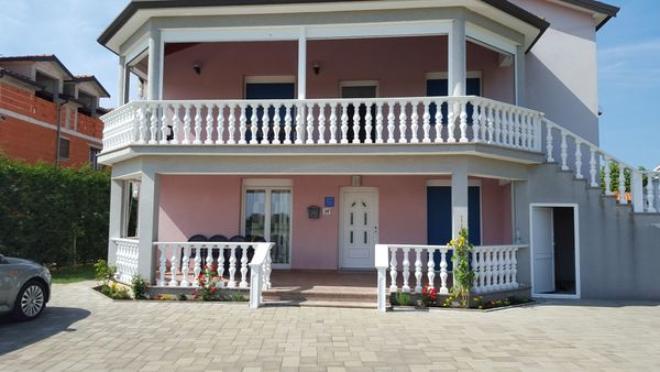Ferienwohnungen in Novigrad Istrien Kroatien