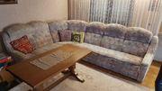 Sofa mit Rundecke