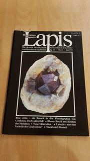 Lapis Heft Jg 19 Nr