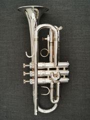 Getzen Es D Trompete