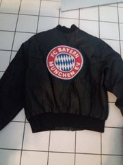 FC Bayern München Leder Bomber