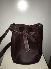 ledertasche von Massimo Dutti