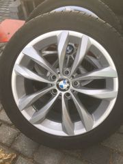 BMW 5er Komplettrad Alu Winter