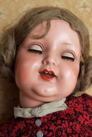 Antike Puppe 54 cm Krämer