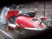 125er-Liebhaber -Roller