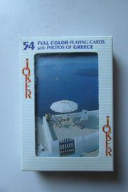 Spielkarten Greece
