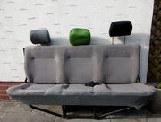 VW-BusT4 3er Sitzbank für 30