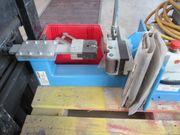 Prägemaschine Indunorm Hydraulik GmbH