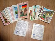 Set 30 Birkel Sammelbilder Sammelkarten