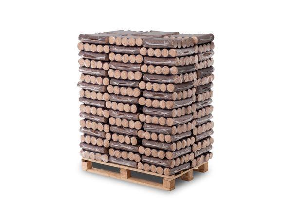 Holzbriketts ohne Loch ca 960kg