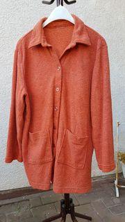 Modischer Fleece-Cardigan im Top-Zustand