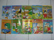 Donald Duck Sammlerhefte 10 Stück