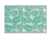 Outdoor Teppich mintgrün 120 x
