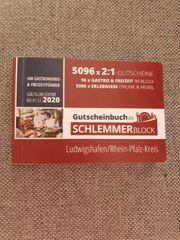 Schlemmerblock 2020 Ludwigshafen