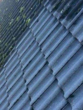 Bild 4 - Steinreinigung Fassadenreinigung Dachreinigung Flächenversiegelung feste - Radevormwald