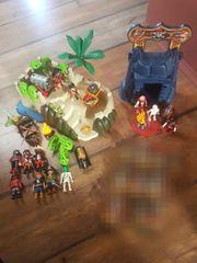 Großes Playmobil Piratenset mit vielen