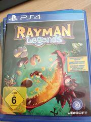 PS4 Spiel RAYMAN Legends v