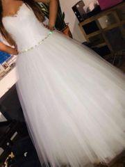 Schönes Brautkleid S M
