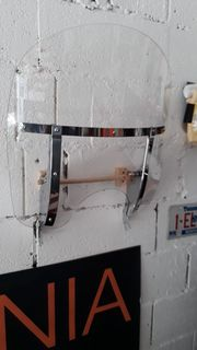 Originales neuwertiges harley-davidson windschild