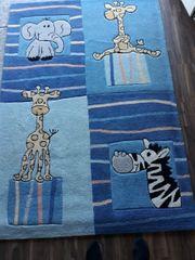 Kinderzimmer-Teppich 150x220cm