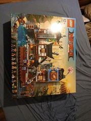 Lego Ninjago Hafen