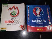 Panini Fußball Sticker Hefte