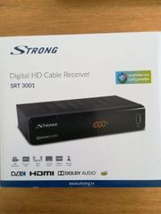 Digital HD Cable Receiver