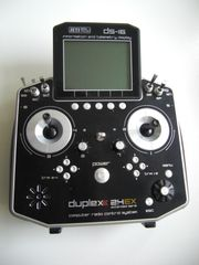 Jeti Duplex DS-16 Handsender Mode