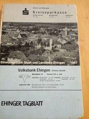 einwohnerbuch ehingen donau 1967