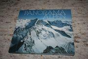 Bildband Panorama Alpen - Willi P