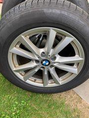 BMW X 5 Alu Winterräder