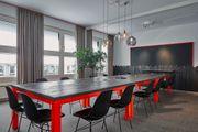3-teiliger Designer-Konferenztisch Besprechungstisch