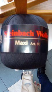 Maxi Häkelgarn Steinbach Wolle