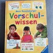 Lernbuch Vorschulwissen