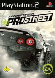 Need For Speed ProStreet Sony