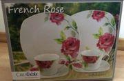 Kaffeeservice Creatable French Rose NEU