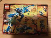 Lego Ninjago Cyberdrache neuwertig