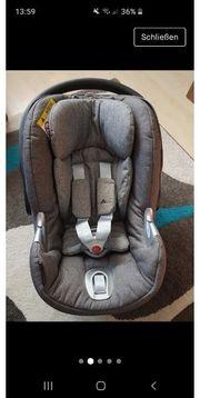 Babyschale Autositz Aton Q Plus