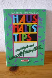 Buch Haushaltstipps Karin Winkell