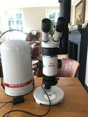 Leica Mikroskop Wild M8 mit