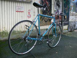 Mountain-Bikes, BMX-Räder, Rennräder - Straßenrennrad von MERCIER mit 10