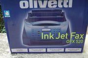 Faxgerät Olivetti OFX 520