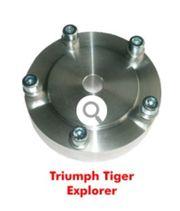 Wuchtadapter für Triumph Tiger Explorer