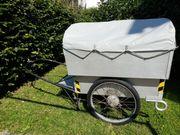 Fahrrad - Mopped - anhänger