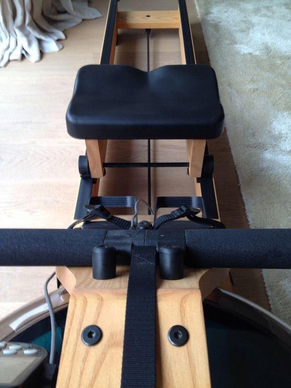 Rudergerät Original -Waterrower- Holz
