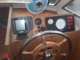 Motorboote - fischer boot kabinen motorboot Alienor