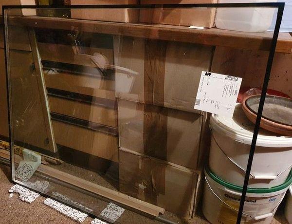Wärmeschutz-Isolierglasscheibe Neu 1172 X 922